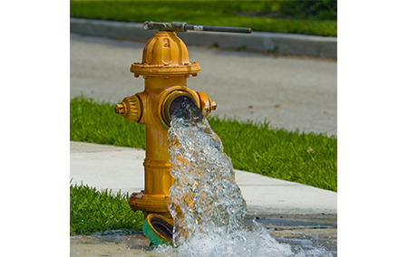 Water Main Flushing - Starts March 11
