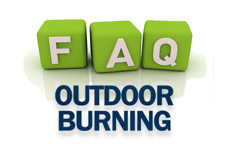 Outdoor Burning FAQ