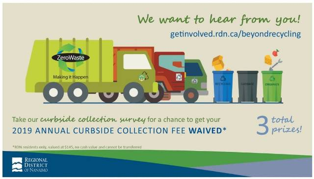 Beyond Recycling - Curbside Services Survey